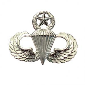 Master Parachutist Badge