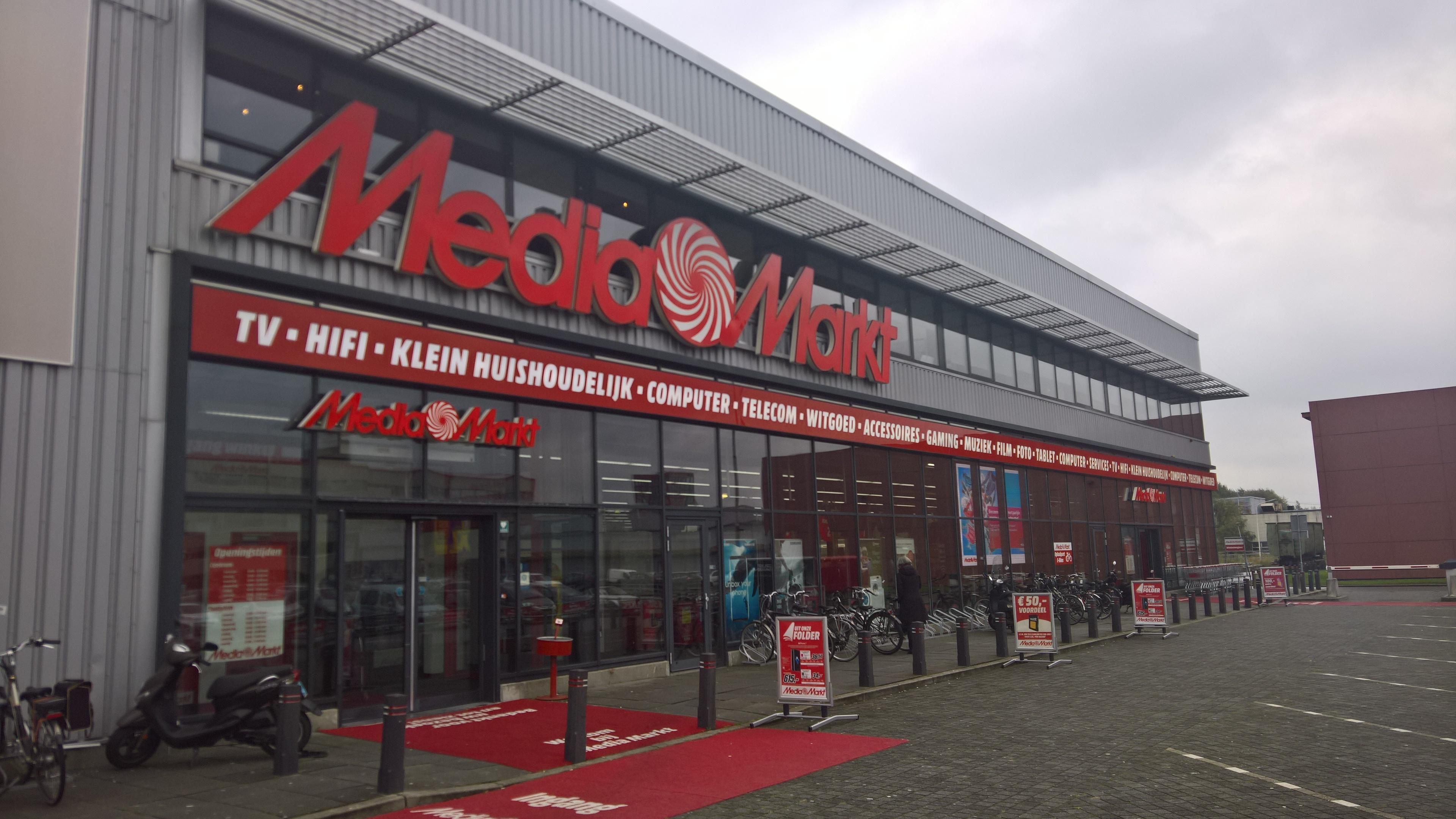Filemedia Markt Sontplein Groningen 2017jpg Wikimedia Commons
