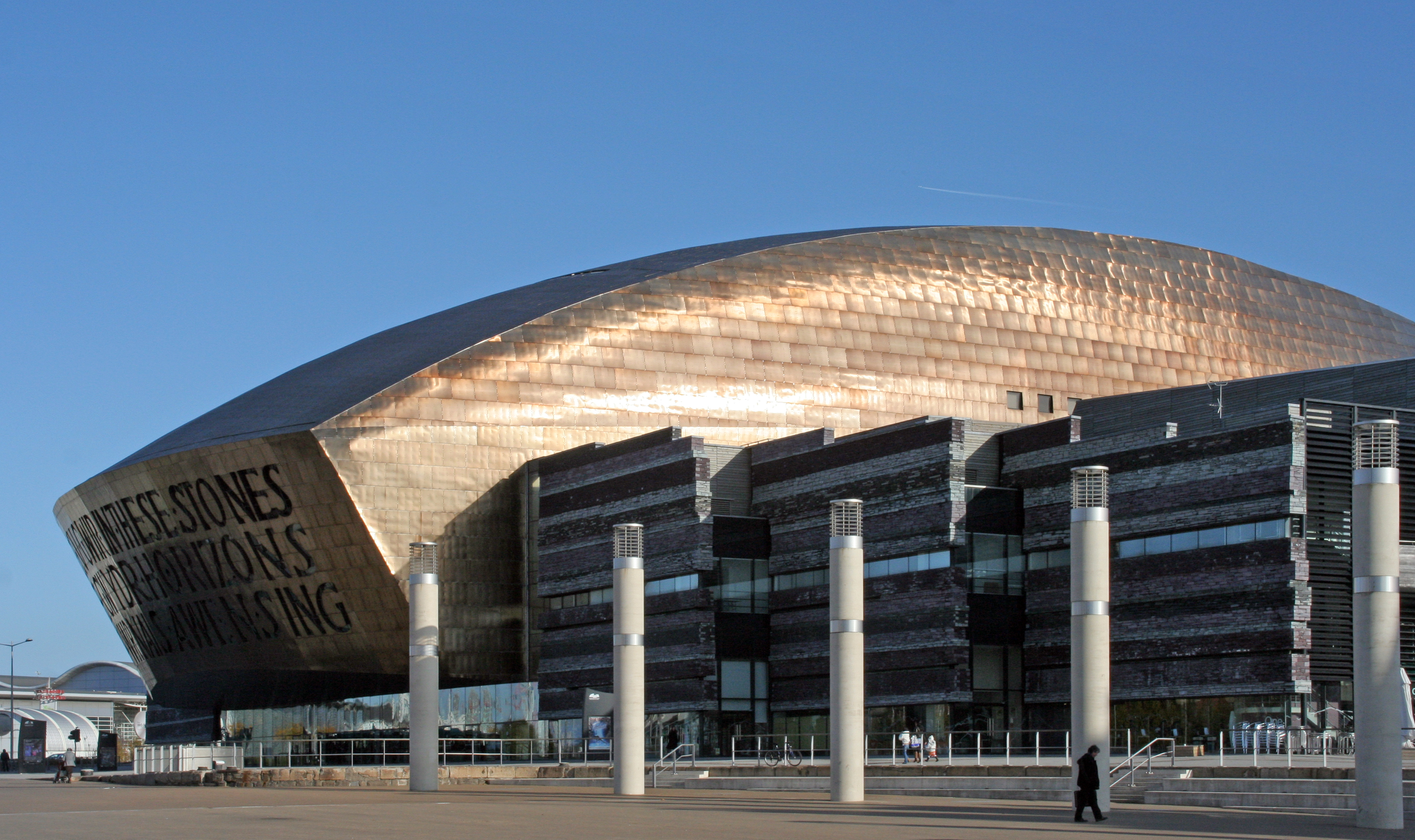 Wales Green Building Marketplace on Strikingly