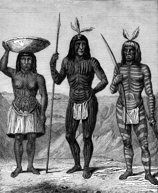 File:Mohave Indians by Mollhansen.jpg - Wikimedia Commons