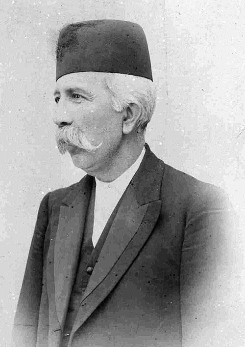 Mirza Hasan Ashtiani Mostowi al-Mamalek
