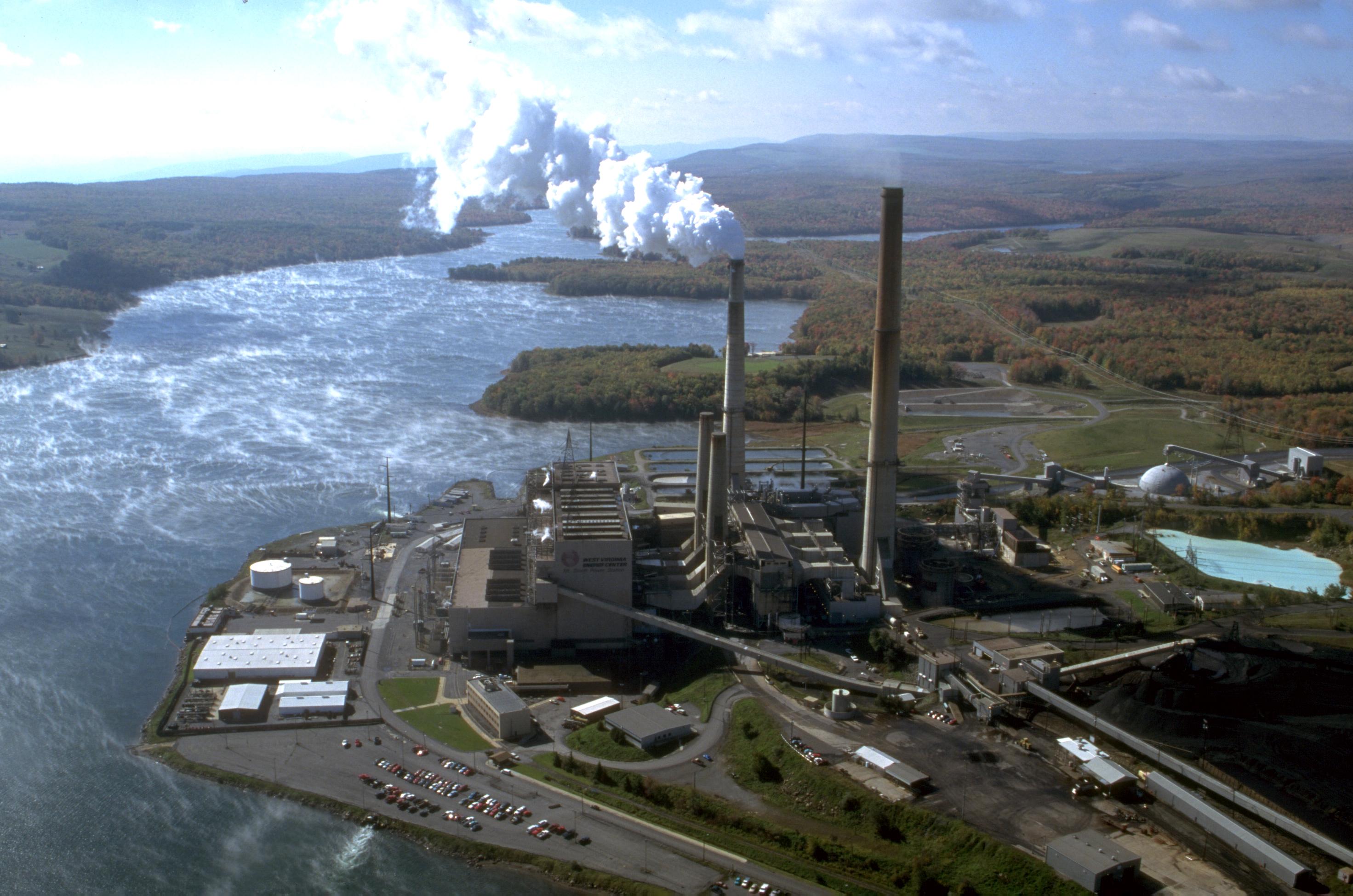 Mount Storm Power Station - Wikipedia