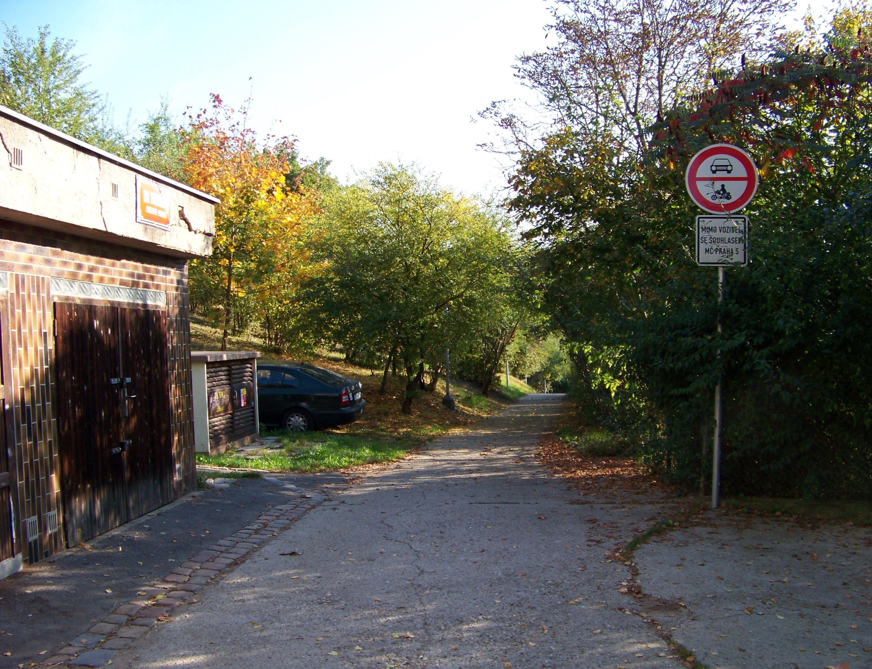 Description na farkáně iv konec ulice