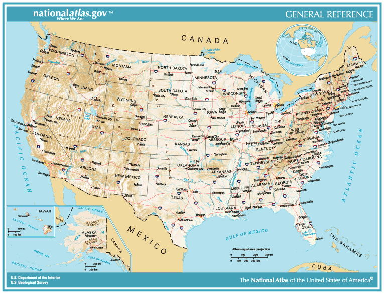List of Synonyms and Antonyms of the Word Usa Atlas