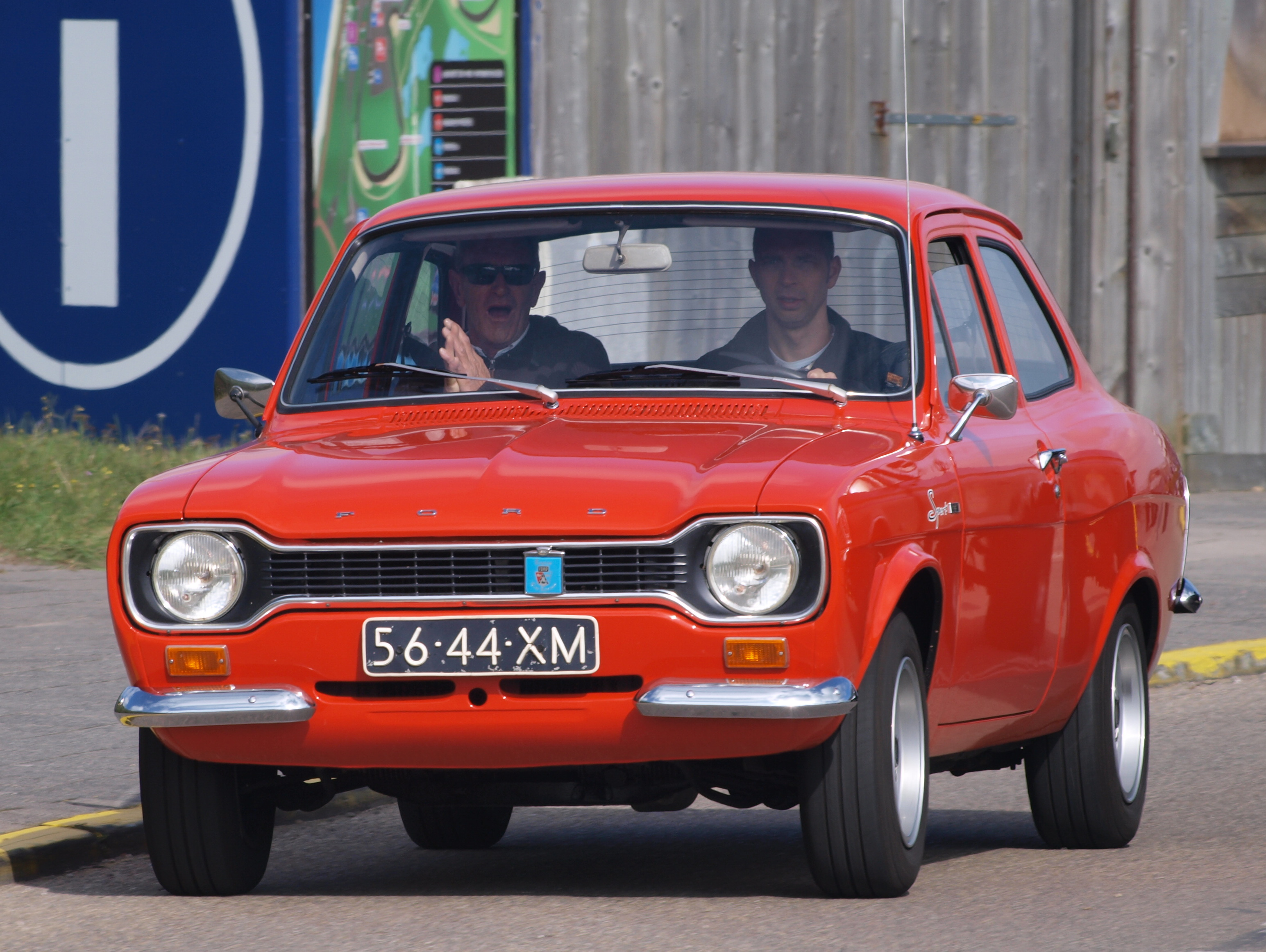 1968 Ford Escort 1300 Sport specifications, carbon