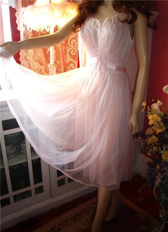 Vintage Babydoll Dress