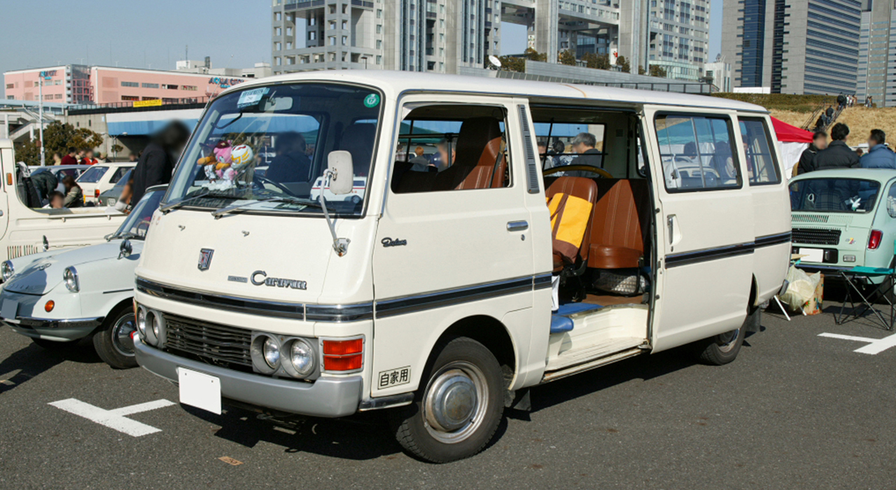 Nissan Caravan Wikipedia Engine Diagram 1974 Vw Bus Camper E20 001