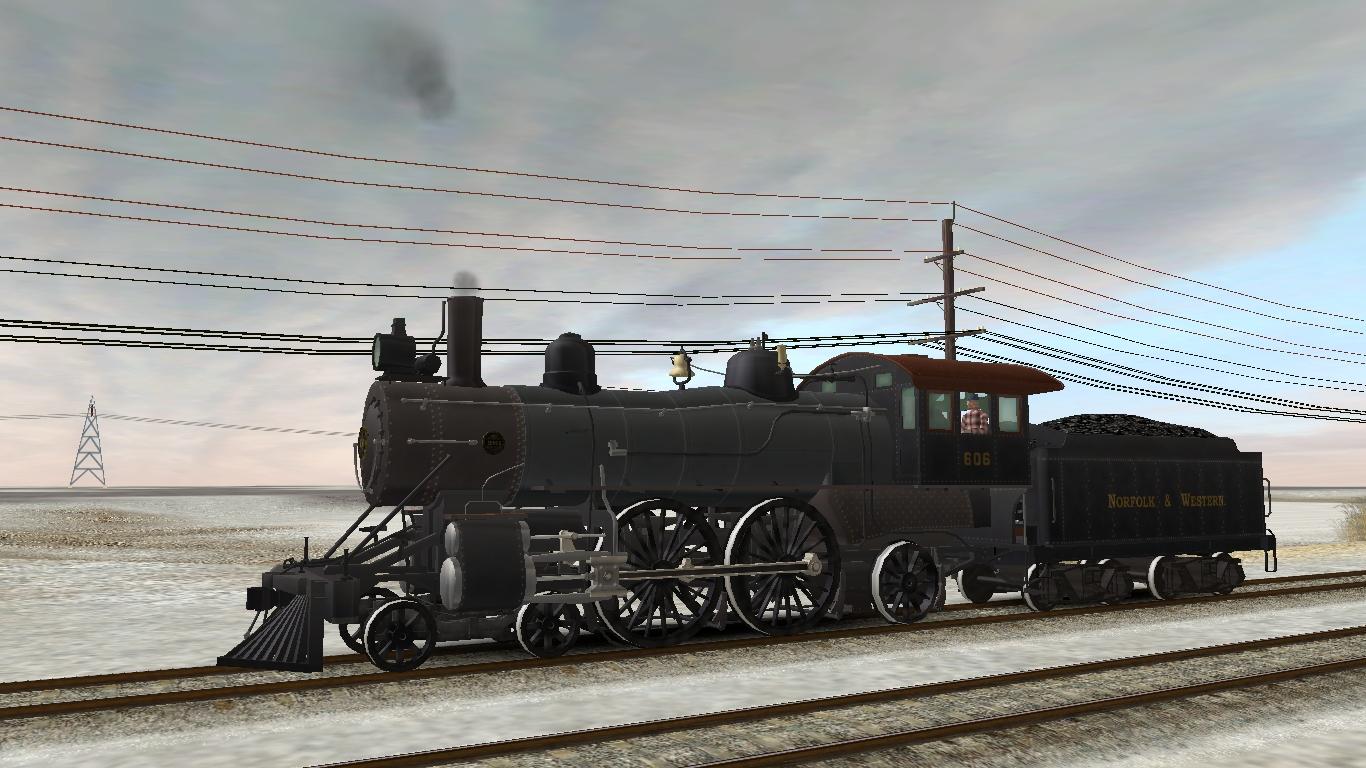 Norfolk and Western Railway class J (1903) - Wikipedia
