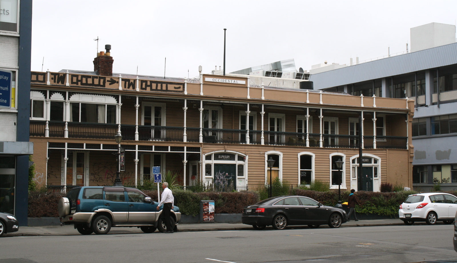 File Occidental Hotel Christchurch 2009 Jpg Wikimedia Commons Seattle Wikipedia