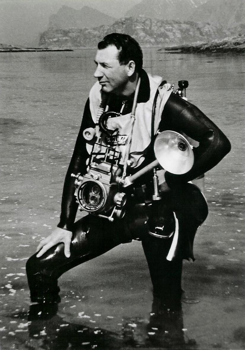 Vintage scuba
