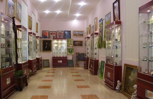 Odessa Numismatics Museum