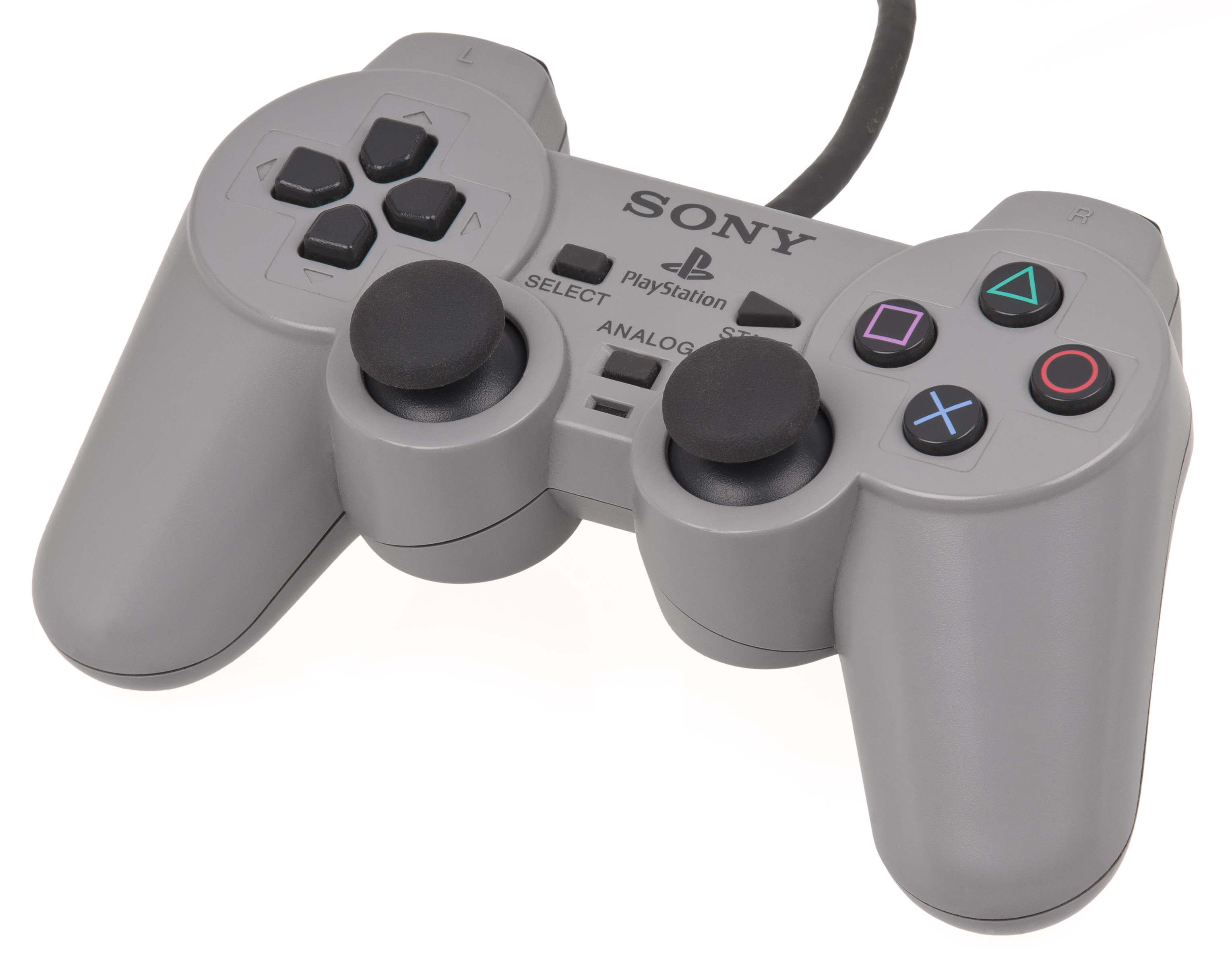 DualShock 1. Source: Wikipedia
