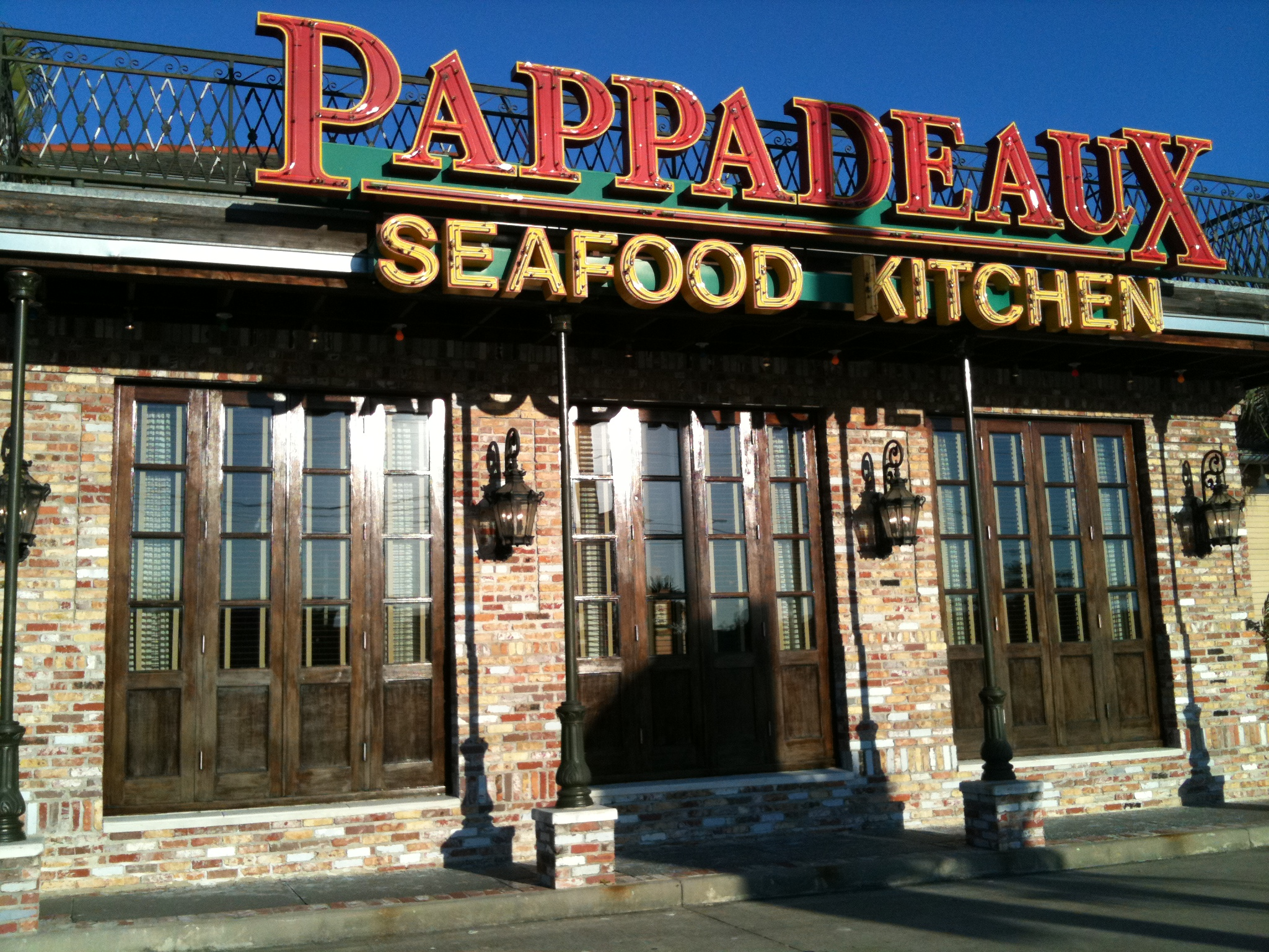 photograph relating to Pappadeaux Coupons Printable identified as Pappas Eating places - Wikipedia