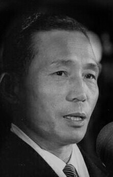 President Park Chung-hee played a pivotal role in rapidly developing the South Korean economy through export-oriented industrialization Park Chung hee.jpg
