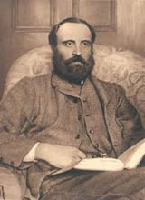 Charles Stewart Parnell, leader of the Irish Parliamentary Party