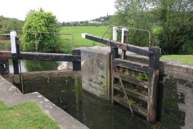 Pasture Lock, Erewash Canal - geograph.org.uk - 1479669