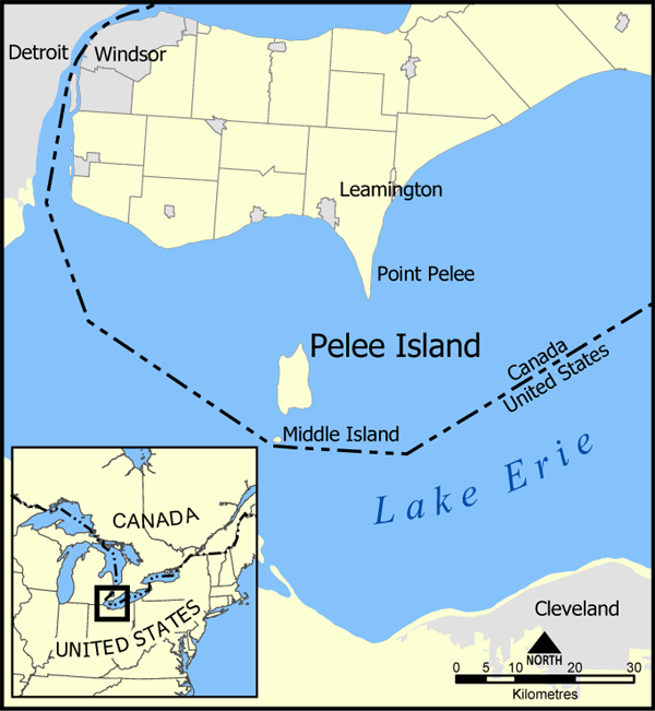 Middle Island Lake Erie Wikiwand