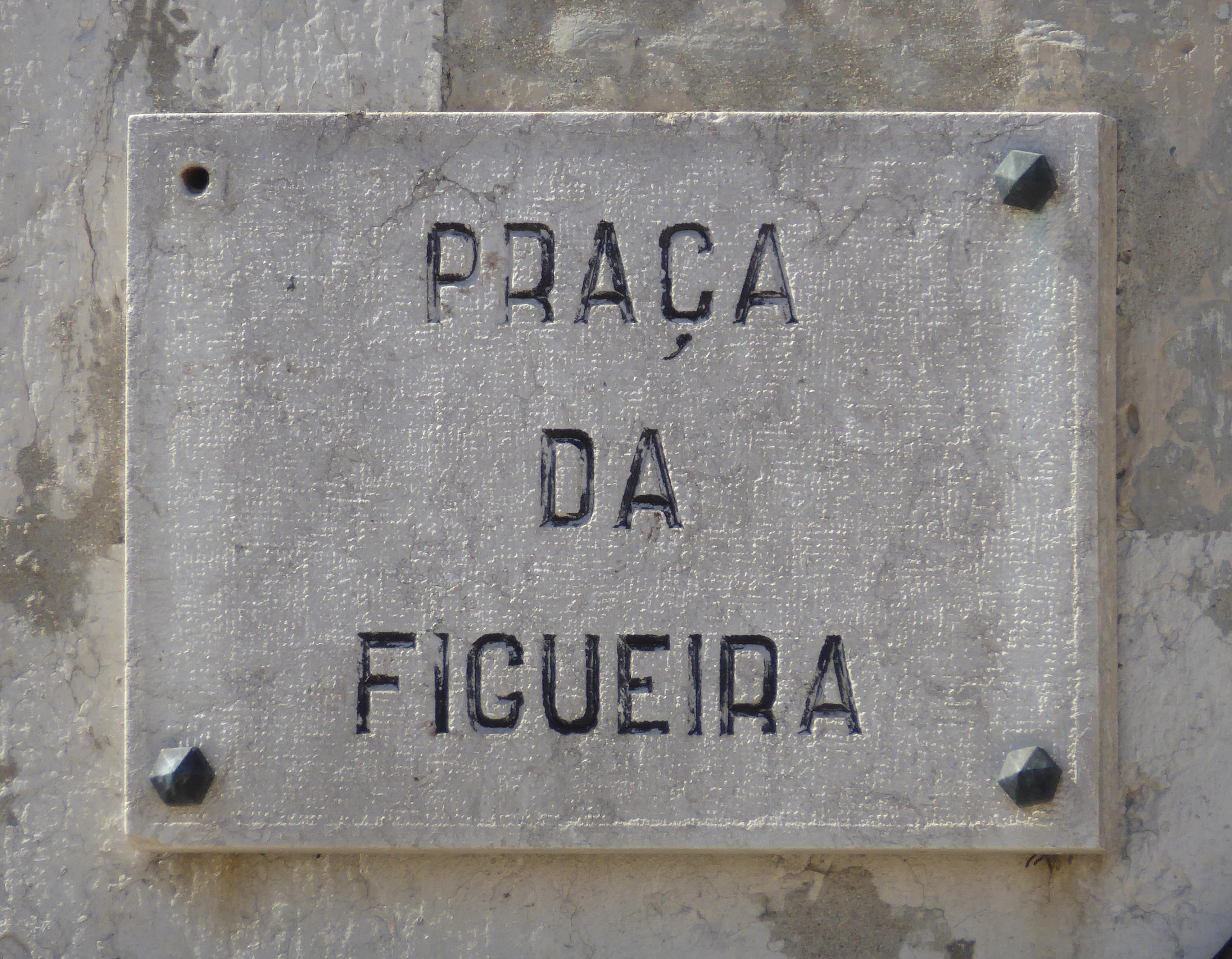 File Placa Toponimica Praca Da Figueira Png Wikimedia Commons