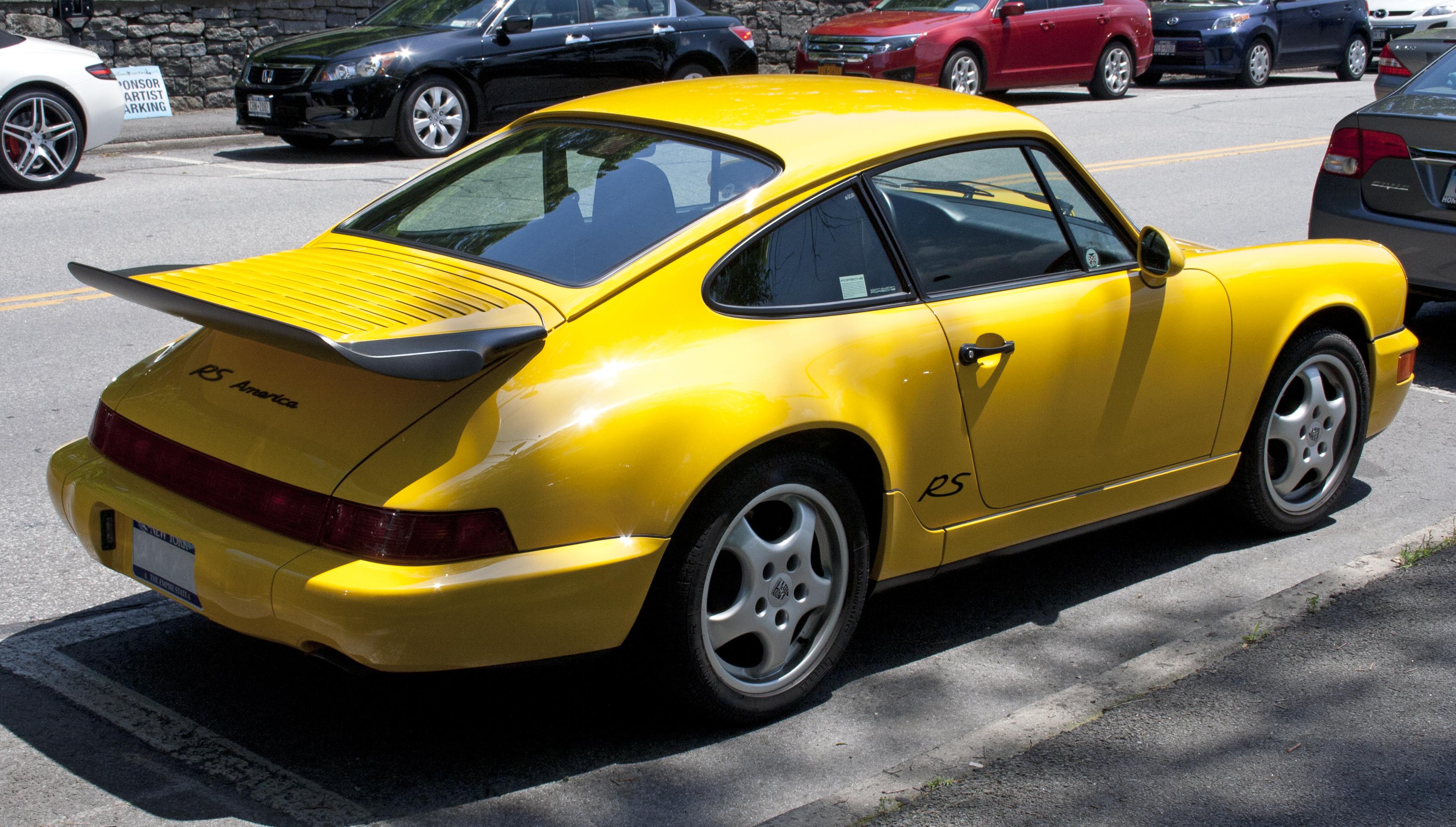 File Porsche 964 Rs America 93 Or 94 Jpg