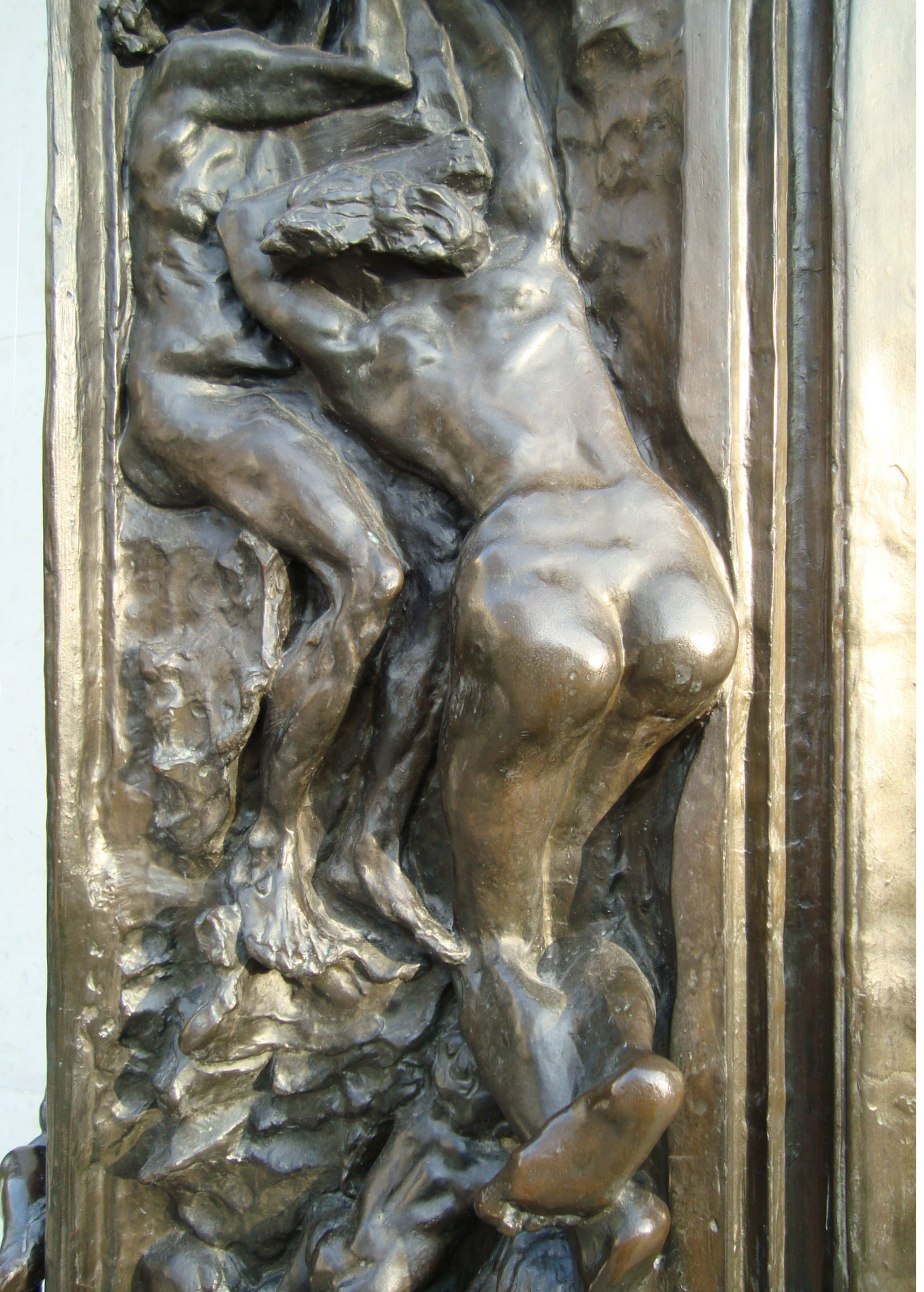 Auguste rodin forum fr page 1 25 for 7 portes de l enfer