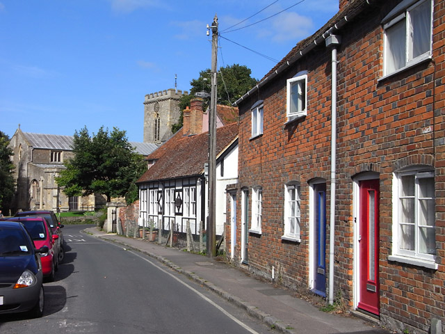 Priory Road, Wantage - geograph.org.uk - 1571041