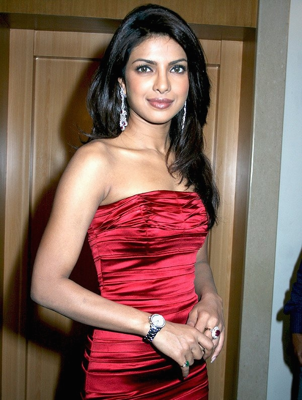 Photograph of Priyanka Chopra