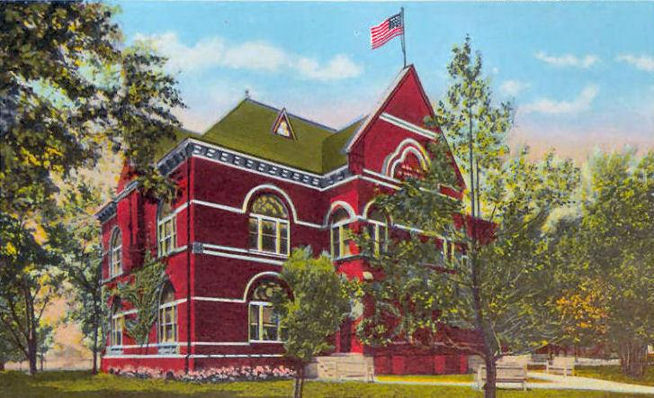 Public Library Cairo, Illinois 1917.jpg