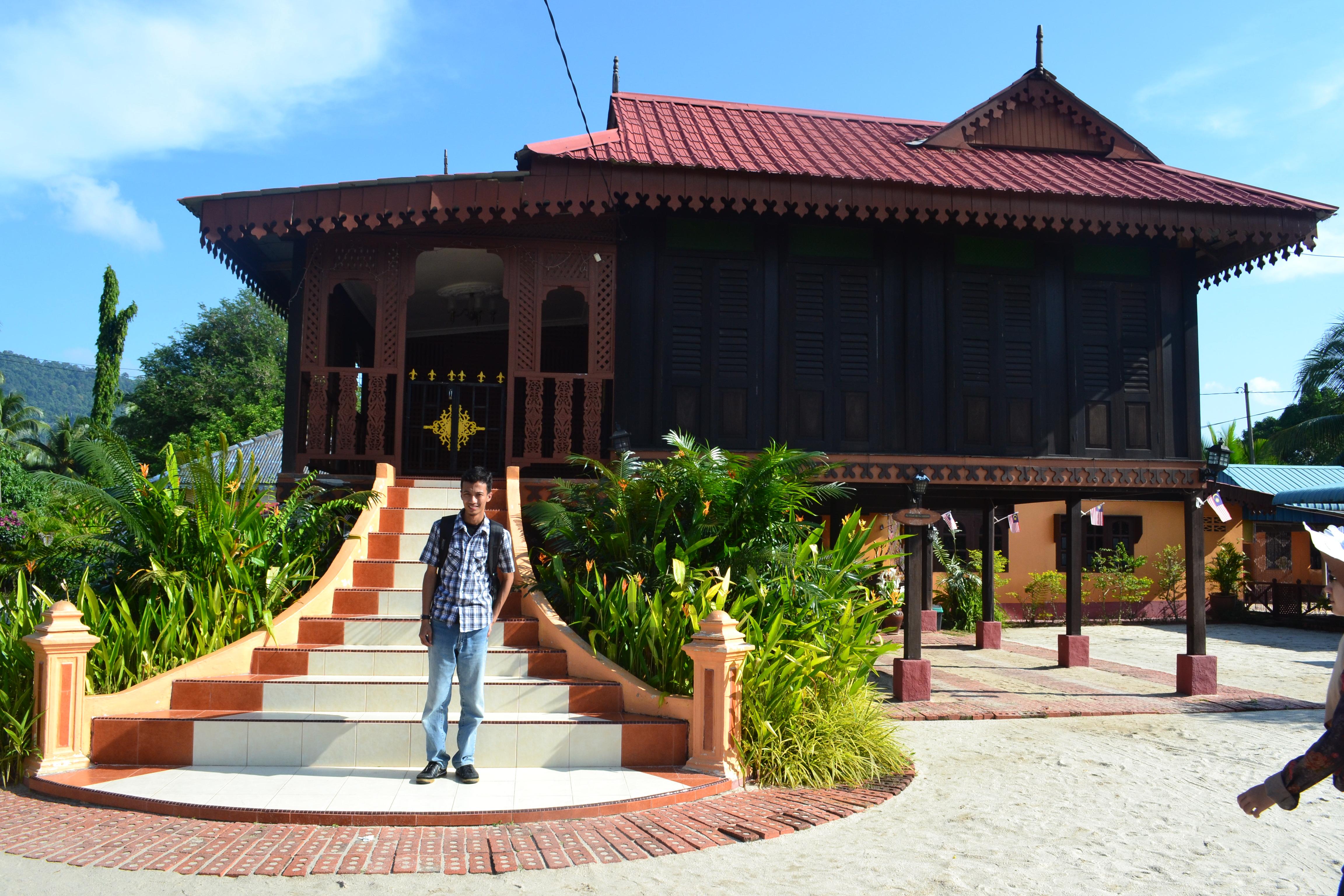 File Rumah Tradisional Melayu Jpg Wikimedia Commons