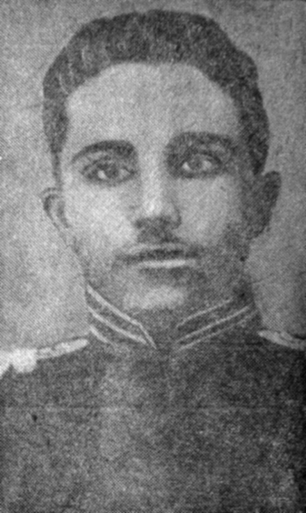 Жадановский, Борис Петрович