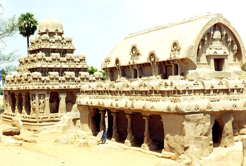 Indija Rathas-Mahabalipuram