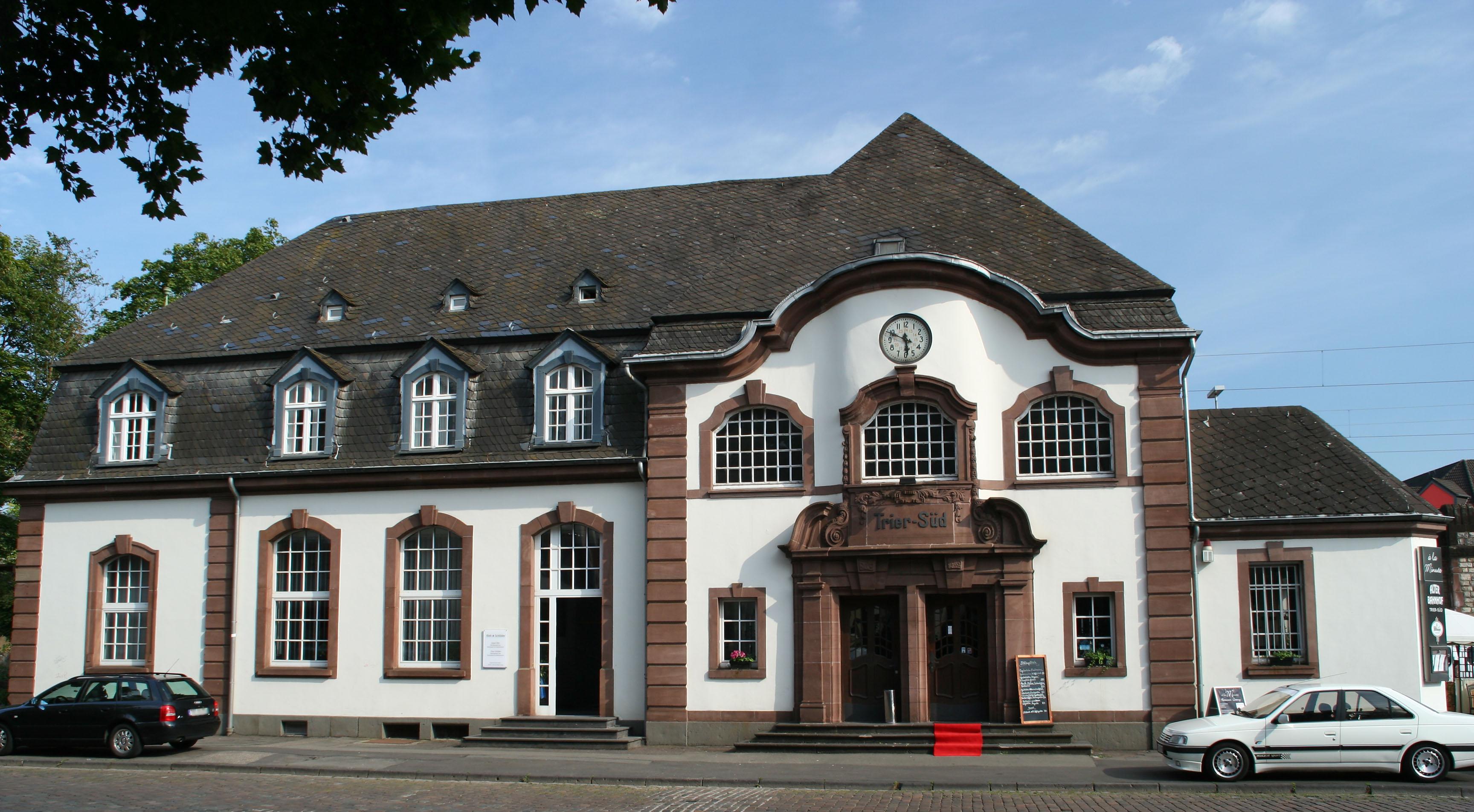 Datei rheinland pfalz trier leoplatz 1 bahnhof trier s wikipedia - Architekt trier ...