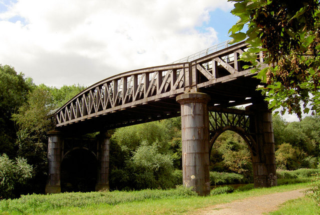 River Don bridge at Sprotbrough and Cusworth, South Yorkshire