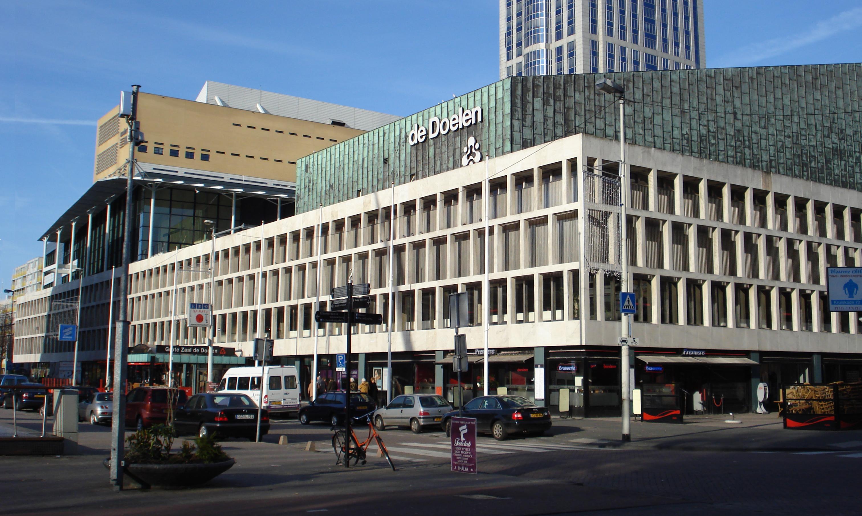De Doelen   Rotterdam nieuws