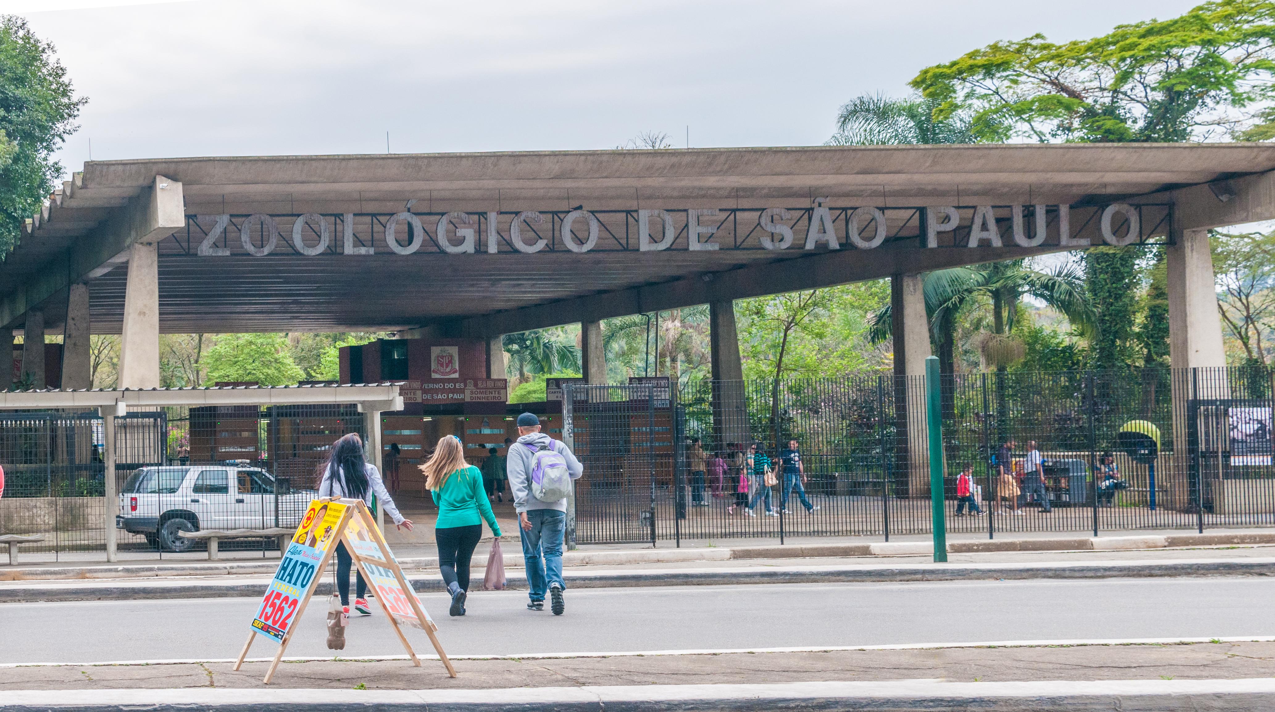 Resultado de imagem para Fundação Parque Zoológico de São Paulo a