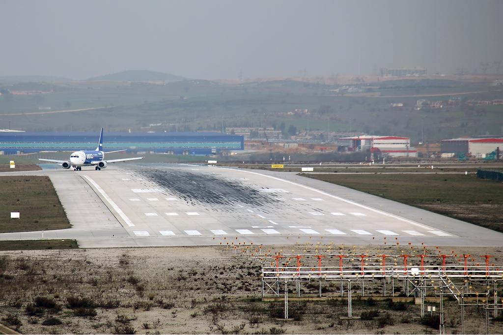Sabiha Gokcen Airport Karakas Izmir Adnan Menderes Havalimani