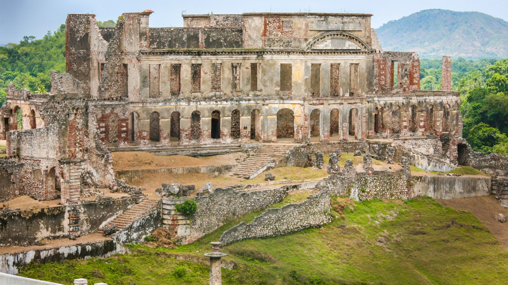 Sans Souci Palace Culturally Rich Place Vist