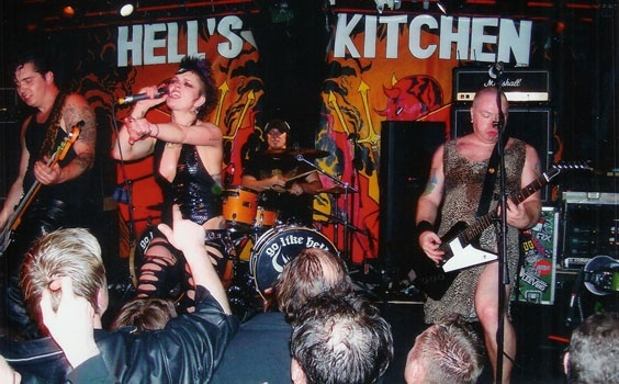 File Seattle Dirty Punk Rock Band Go Like Hell Playing Live At Tacoma S Kitchen In What Was One Of Their Final Shows Before Sadly Breaking Up