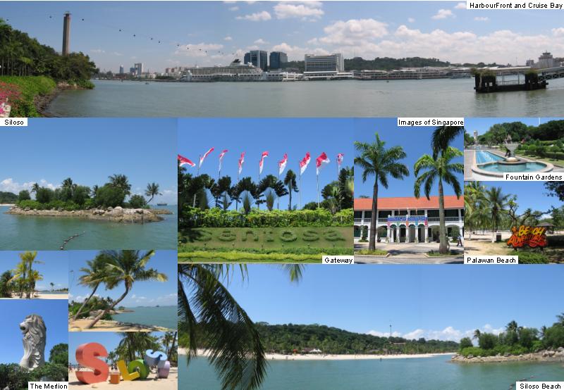 Singapore Island City State Book