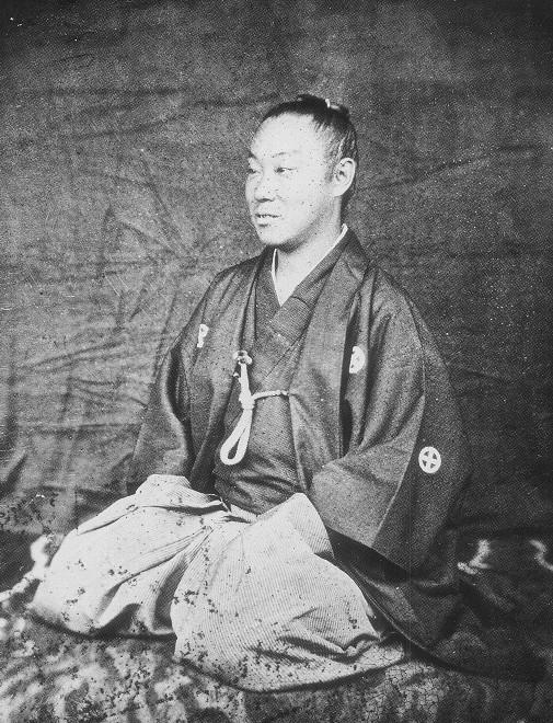 島津忠義肖像写真