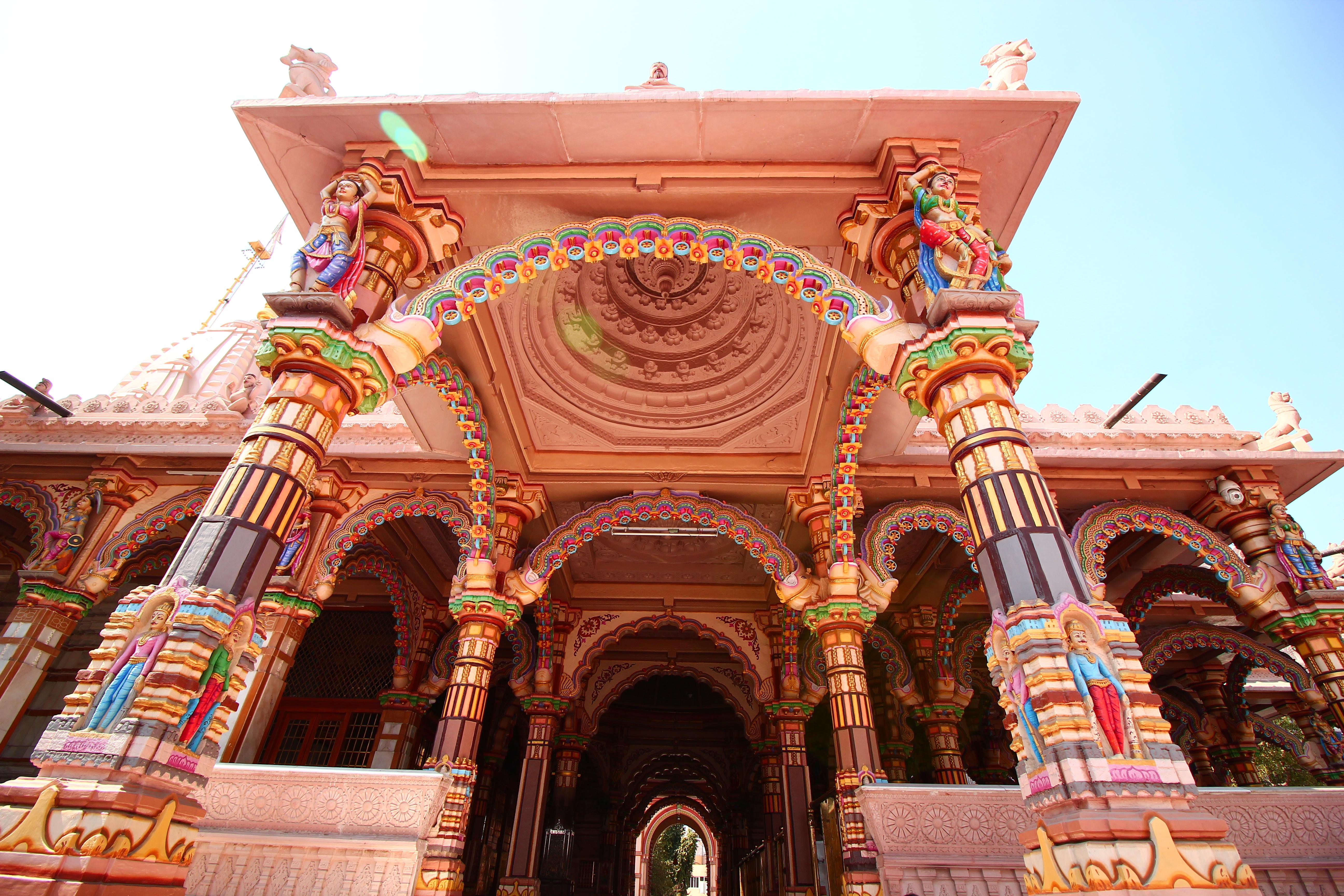 Swaminarayan Temple | Swaminarayan Temple at Kalupur