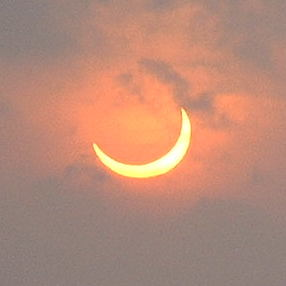 Solar eclipse of April 8, 2005 solar eclipse