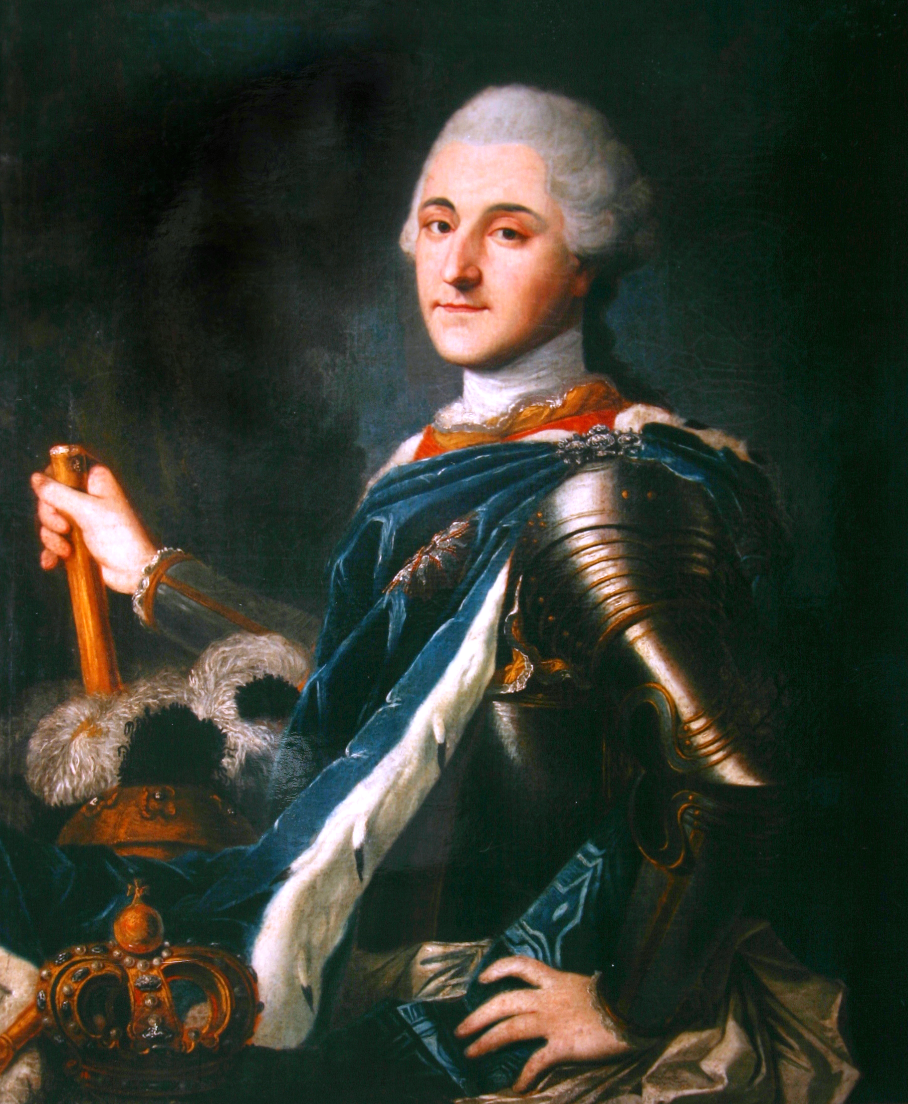 Stanislaw August Poniatowski - Alchetron, the free social encyclopedia