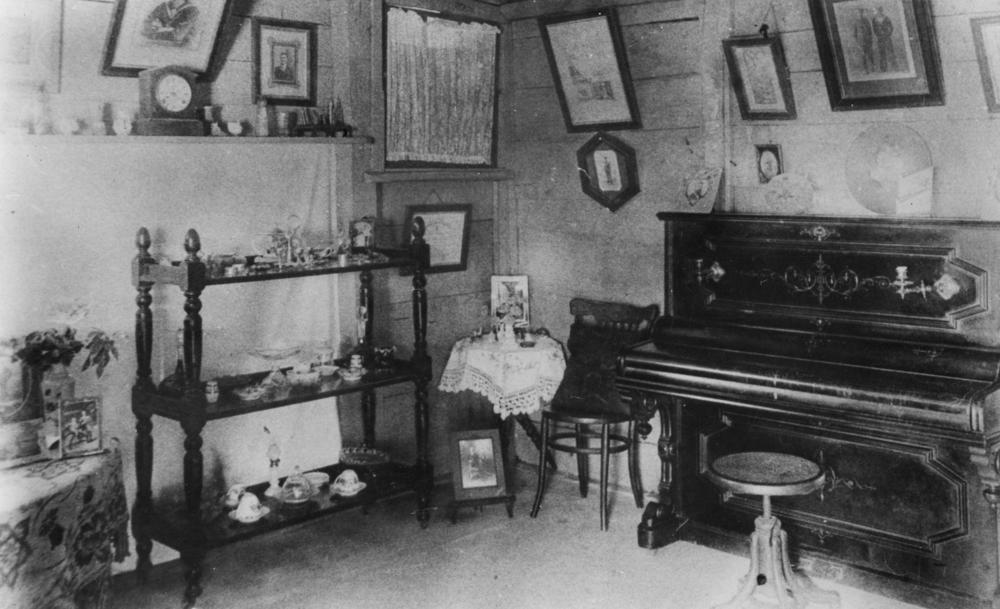 living room history file statelibqld 1 88344 living room in a bowen residence 10637