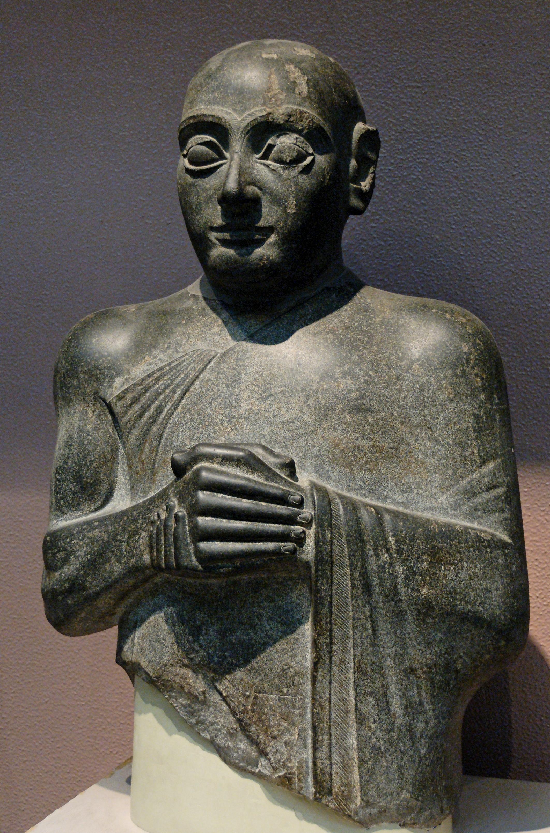 File Statue Gudea Bm Wa122910 Jpg Wikimedia Commons