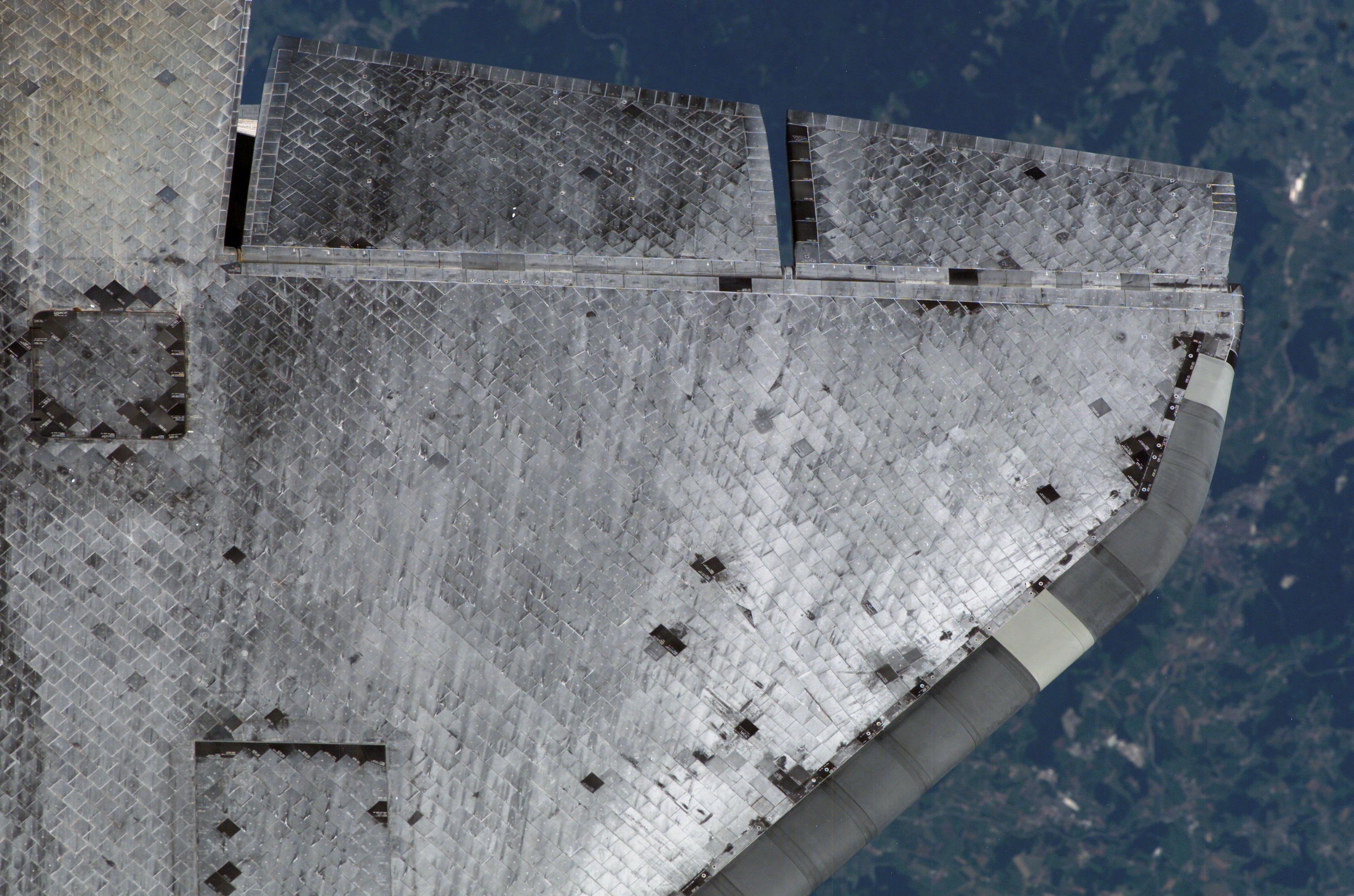 space shuttle tile glue - photo #8