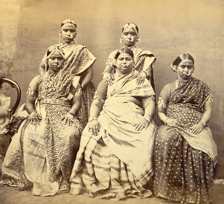 In 1800 asian and s indian