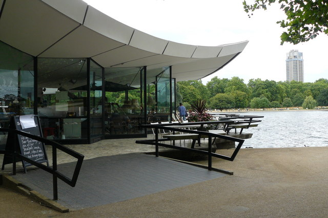 File The Dell Restaurant Hyde Park Geograph Org Uk 1464619