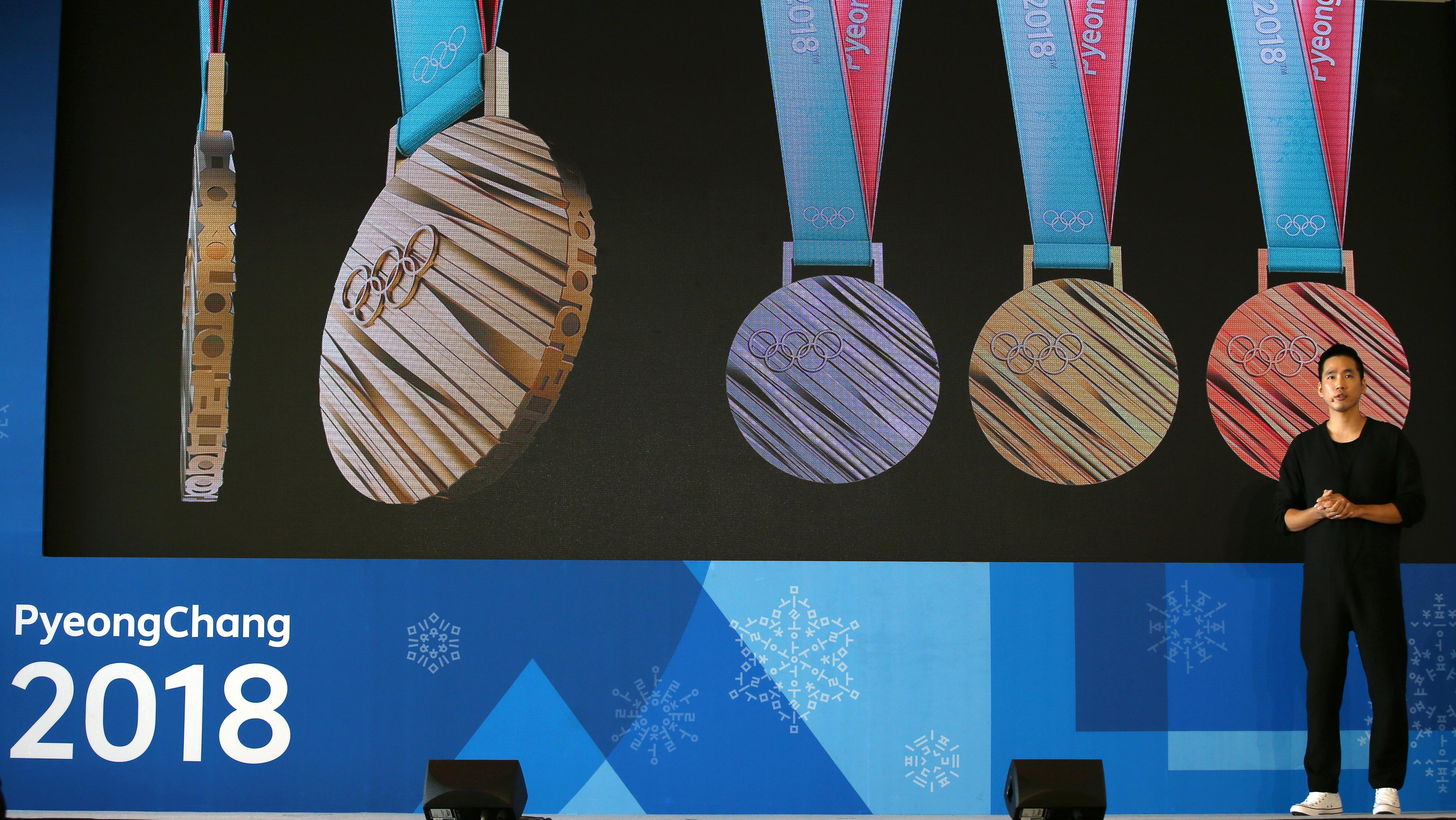 OL medaljer