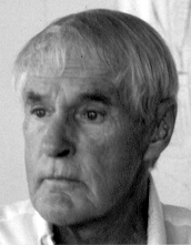 Timothy Leary, a major advocate of the use of LSD in the 1960s, photographed in 1989.