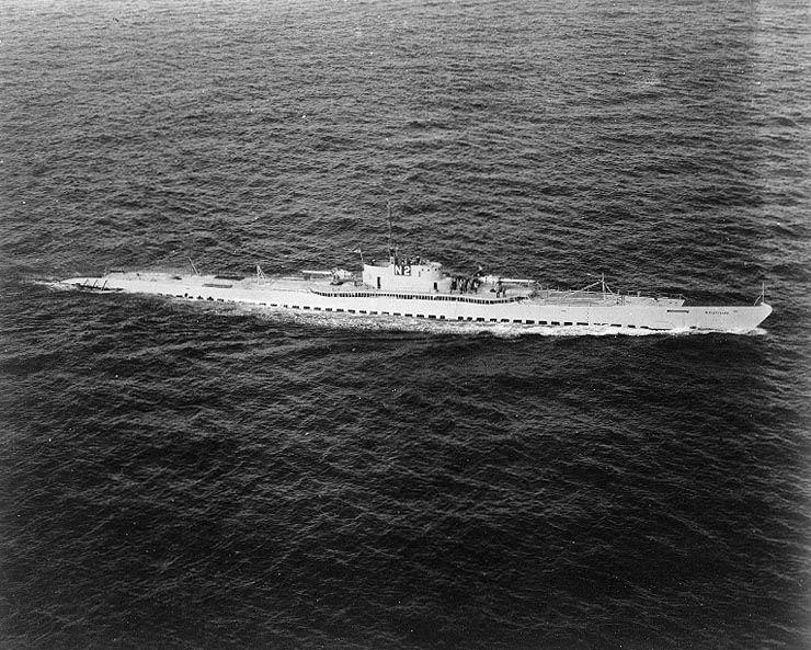 USS Nautilus SS-168